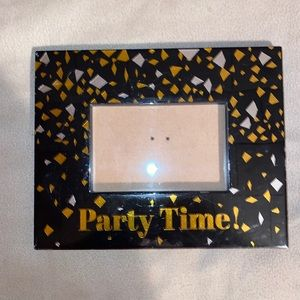 PARTY TIME Girls Night Picture Frame